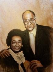SOLD - Wilder's Grandparents